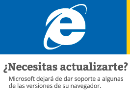 Microsoft abandona soporte Internet Explorer